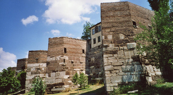 Walls of the Old City