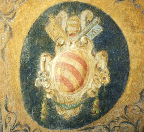Coat of arms of Pius V