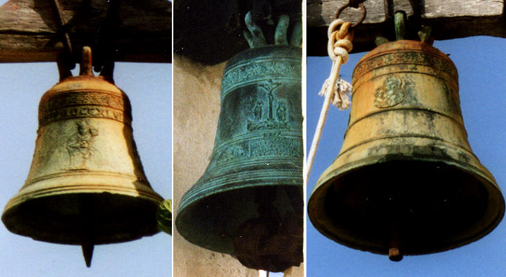 Bells in Cerigo