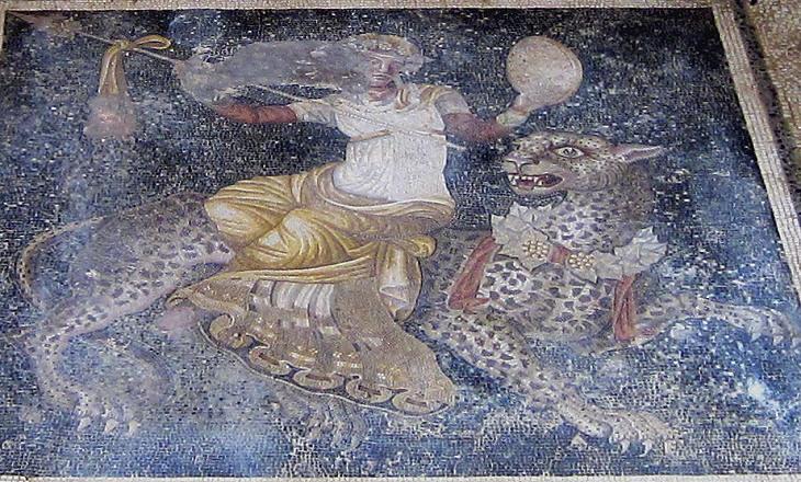 Greeces Heart - Delos - The Theatres Quarter