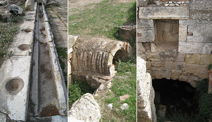 Roman engineering works