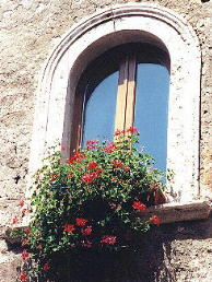 Window in Tivoli