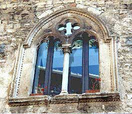 Window in Narni