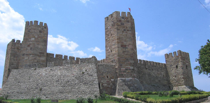 Overall view of the fortress