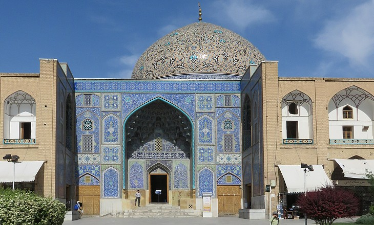 Image result for Sheikh Lotfollah Mosque, Isfahan, Iran