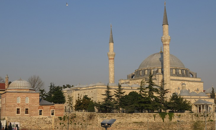 Golden Century - part one: from Sultan Selim to Sinan's early works