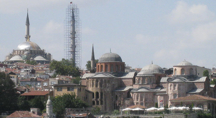 Basic Istanbul - Early Byzantine Churches