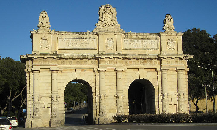 Gate of Floriana