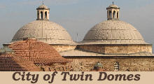 City of Twin Domes