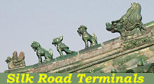 Terminals of the Silk Road