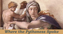 Where the Pythoness Spoke