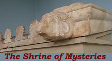 The Shrine of Mysteries at Eleusis