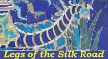 Legs of the Silk Road