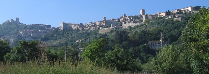View of Narni
