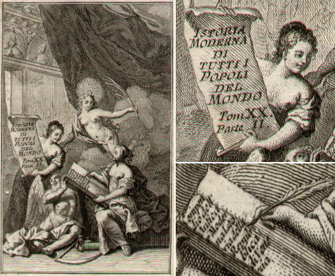 Frontispiece of the book