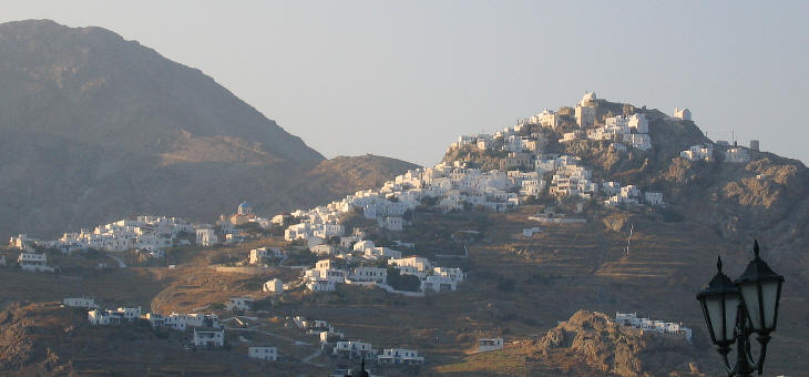 View of Serifo