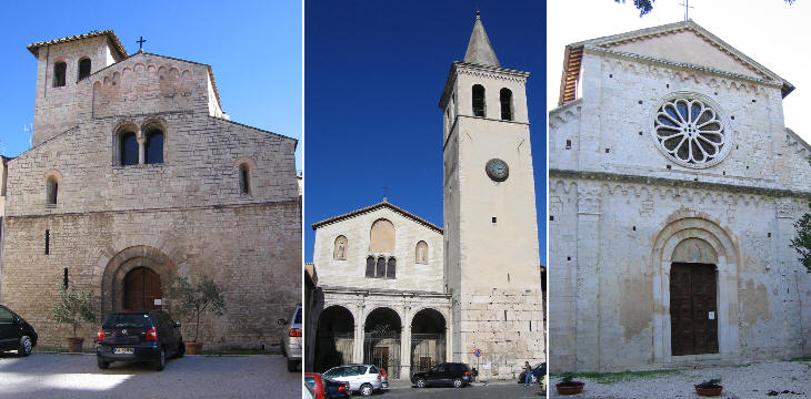 Medieval churches